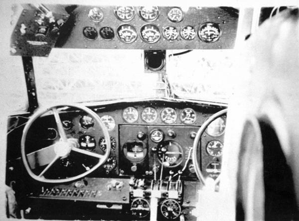 """The """"Miami"""" Cockpit Photo"""