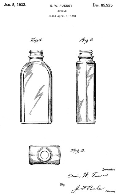 Which Bottle Drawing Thumbnail